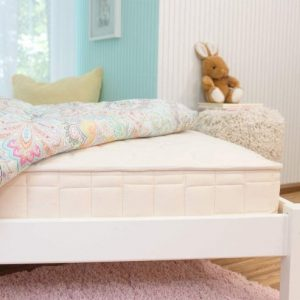 Naturepedic Organic Kids Mattress 2 in 1- twin size