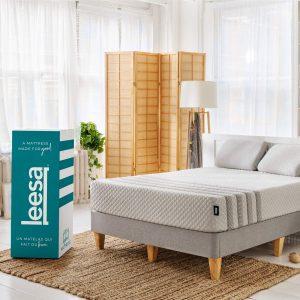 Leesa Luxury Hybrid 11 Inch Mattress, Queen size