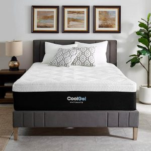 Classic Brands 14-inch Cool Gel Ice Memory Foam