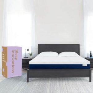 Sleep Innovations Marley Queen 12 Inch Cooling Gel Memory Foam Mattress