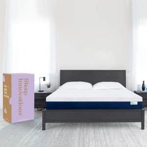 Sleep Innovations Marley King 12 Inch Cooling Gel Memory Foam Mattress