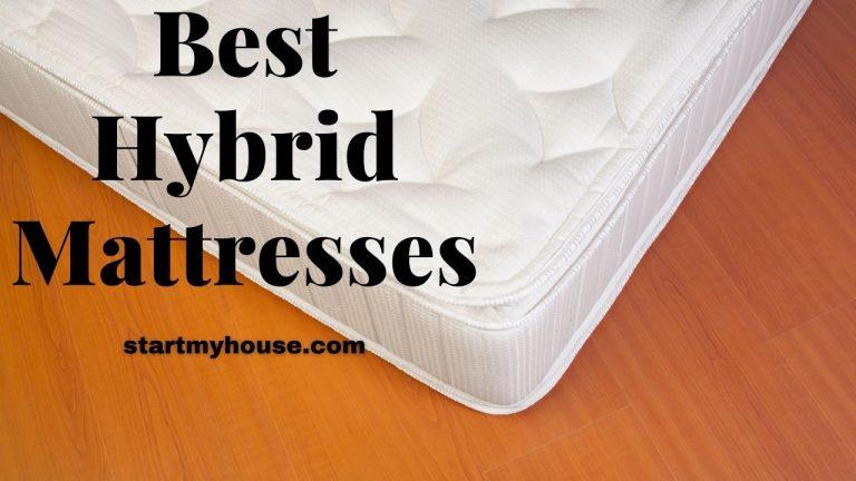 Best Hybrid Mattresses