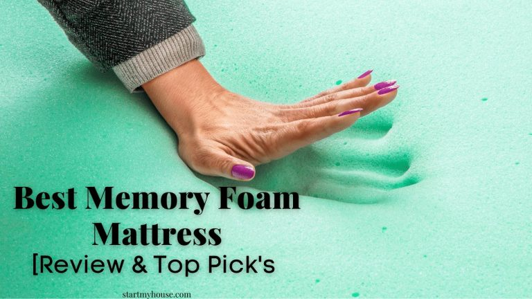 Best Memory Foam Mattress 2021