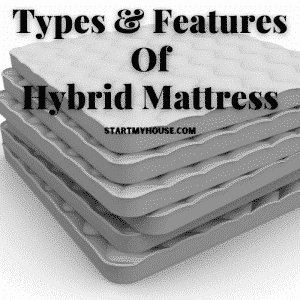 Types Of Hybrid Mattress