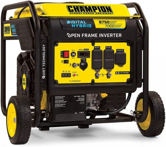 Champion100520 8750-Watt Inverter Generator