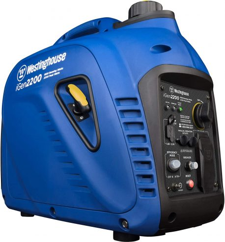 Westinghouse iGen2200 Super Quiet Inverter Generator