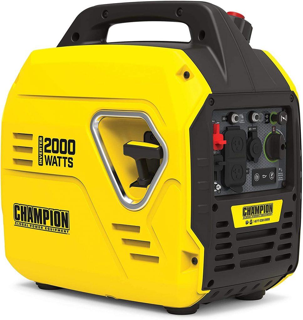 Champion 100692 2000-Watt Portable Inverter Generator
