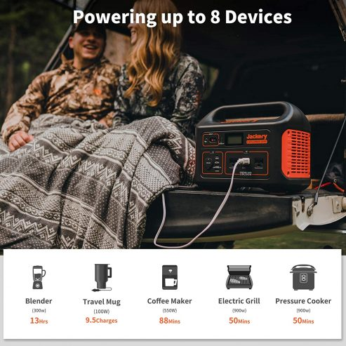 DuroMax XP12000EH Portable Home Generator