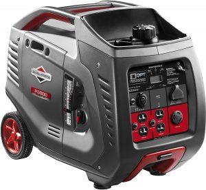 The Briggs & Stratton P3000 Smart Power Series Inverter Generator