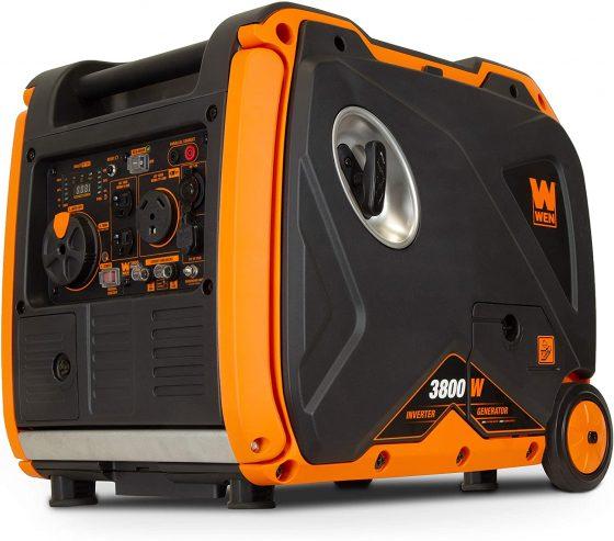 WEN 56380i Super Quiet Portable Inverter Generator