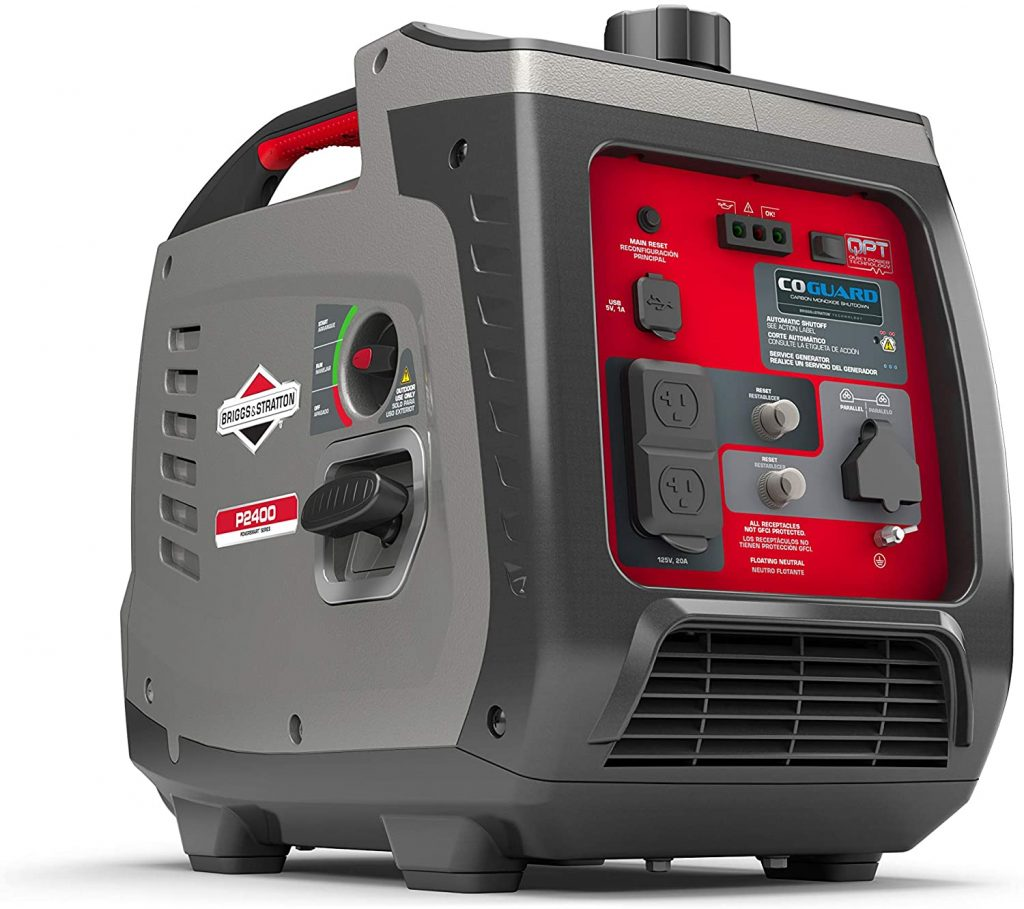 Champion 100573 4000-Watt Inverter generator