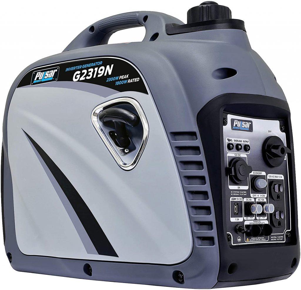 Pulsar G2319N 2,300W Inverter Generator