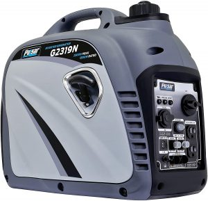 Pulsar G2319N 2,300W Portable Gas-Powered Inverter Generator