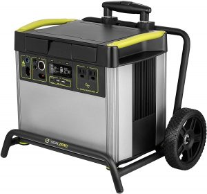 Yeti 3000X Portable Solar Generator for Solar Panels