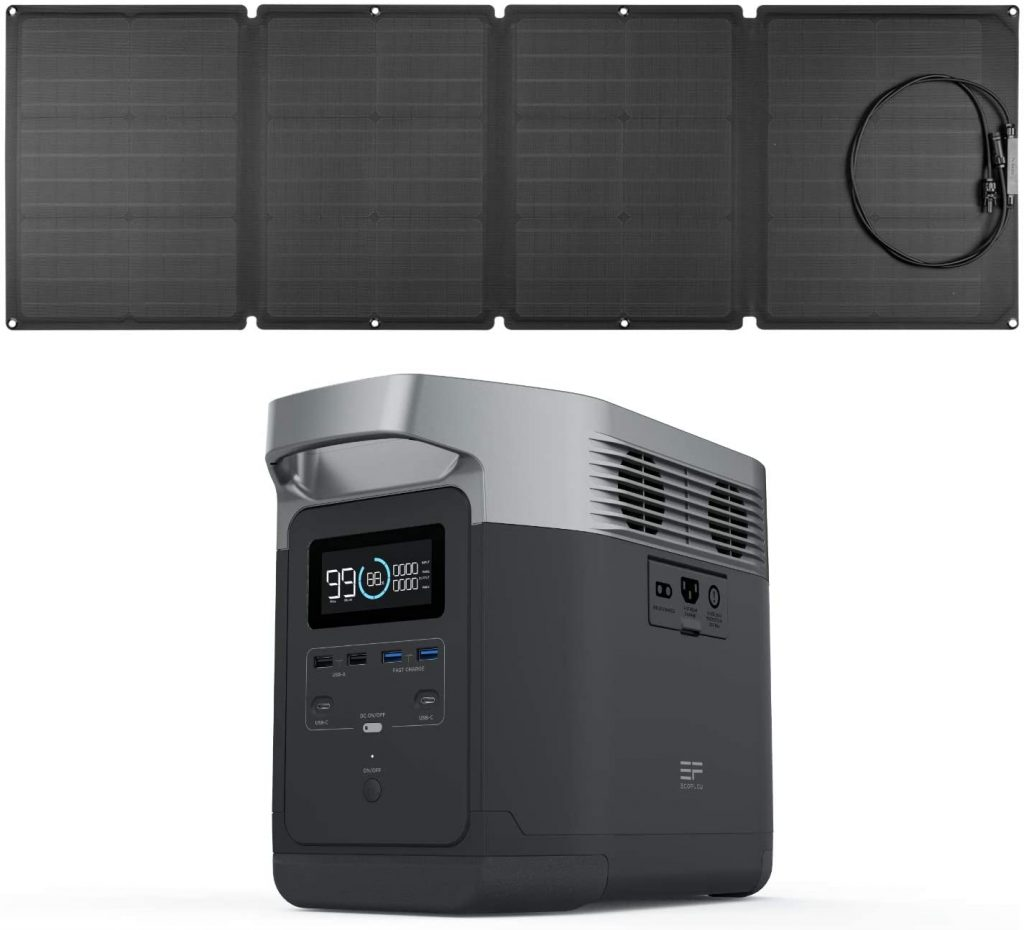 EF ECO FLOW Portable Power Station