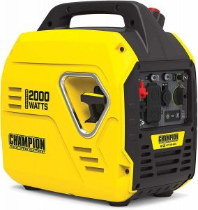Champion Power Equipment 100692 2000-Watt Portable Inverter Generator