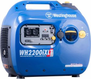 Westinghouse WH2200iXLT Super Quiet Portable Inverter Generator