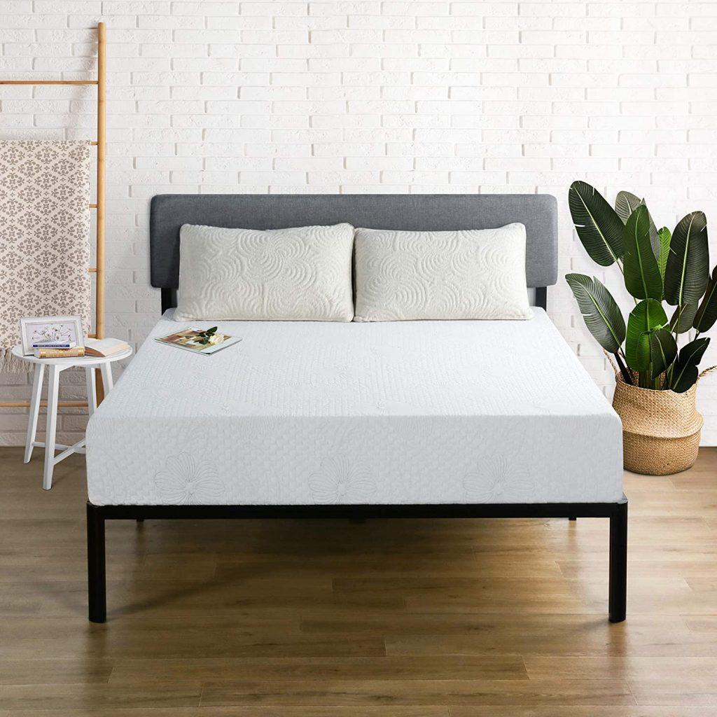 Olee Sleep I-gel Multi Layered Memory Foam Mattress