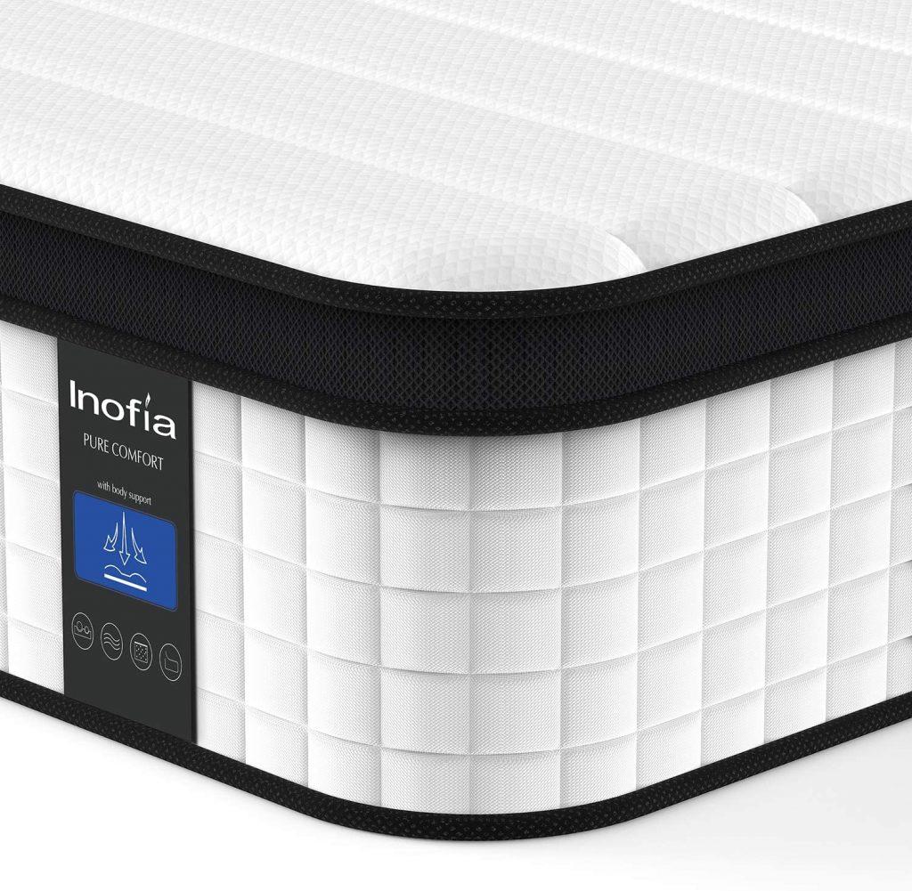 Inofia Hybrid Innerspring Mattress in a Box
